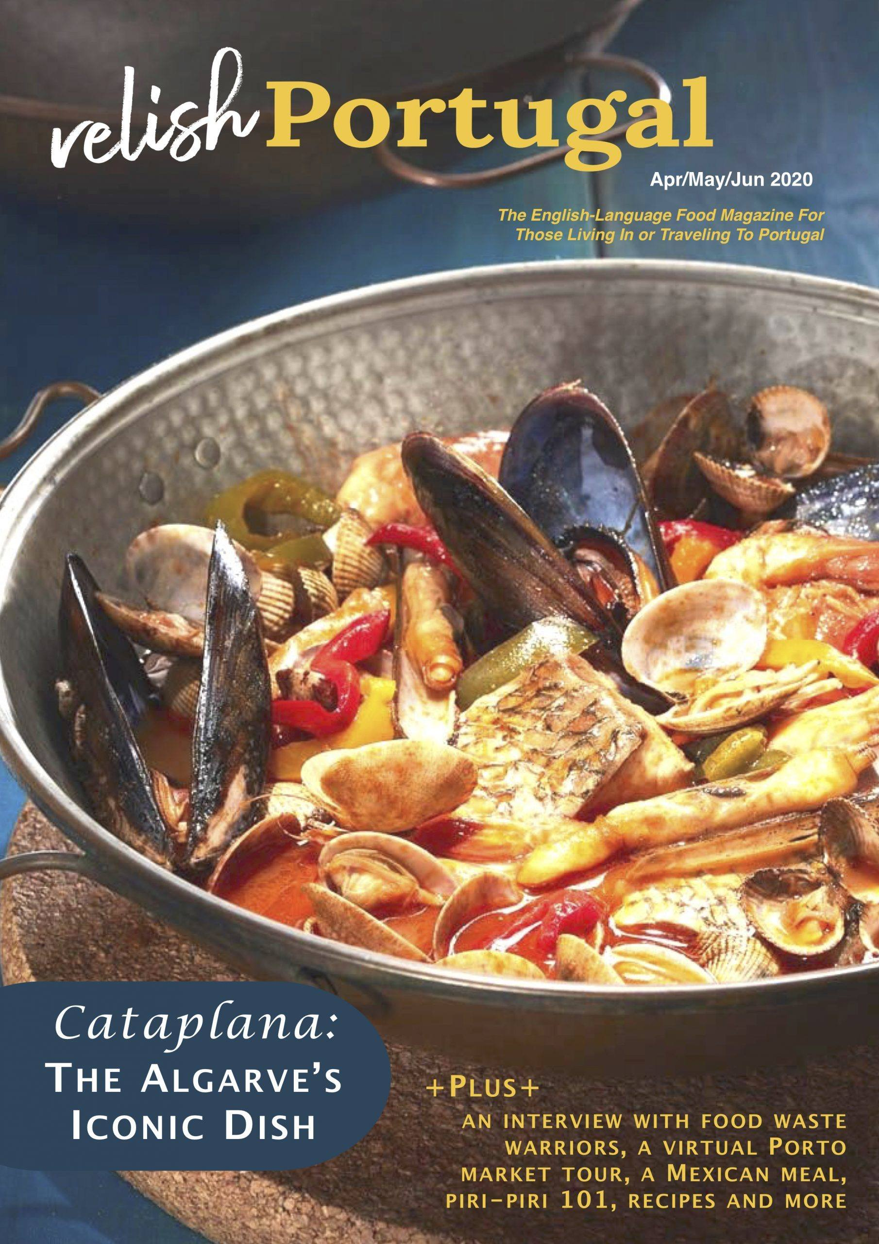 Relish Portugal AprMayJun 2020 Cover