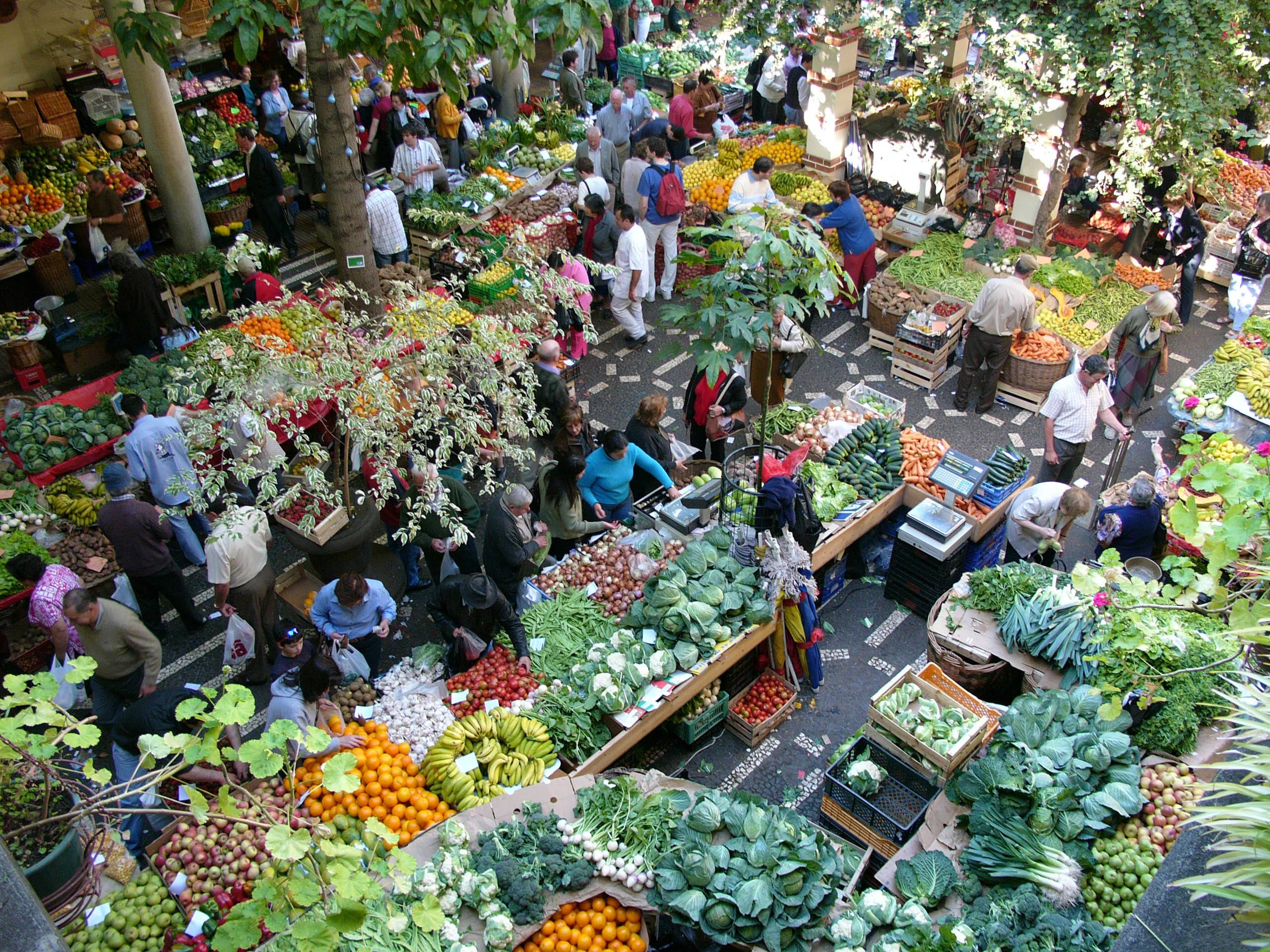 Discoveries Guide Funchal Market