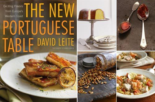 New Portuguese Table Cookbook